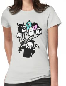 Soul Collector Doodle Womens Fitted T-Shirt