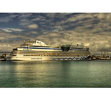 The AidaBella Photographic Print
