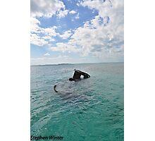 Sunken Dreams Photographic Print