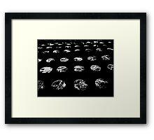 """ Guess "" Framed Print"