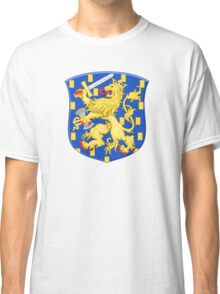 Lesser Coat of Arms of Netherlands Classic T-Shirt