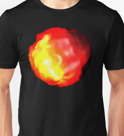 Fire Glow Unisex T-Shirt