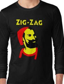 ZIG-ZAG PAPER Long Sleeve T-Shirt
