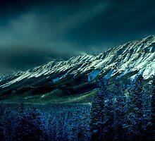 Nihahi Ridge by Justin Atkins