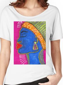 Color Me VIBRANT T-Shirt Women's Relaxed Fit T-Shirt