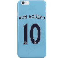 Kun Aguero iPhone Case/Skin