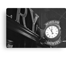 Eleventh Hour  Metal Print