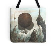 The Ruins Tote Bag