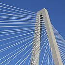 *Ravenel Bridge Abstract I* by DeeZ (D L Honeycutt)