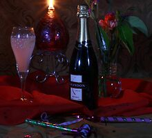 New Years Celebration with Champange  by FrankSchmidt