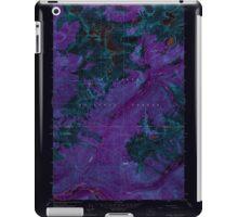USGS Topo Map Washington State WA Downey Mtn 240891 1963 24000 Inverted iPad Case/Skin