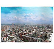Taipei, Taiwan Poster