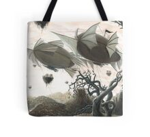 Lost City Tote Bag