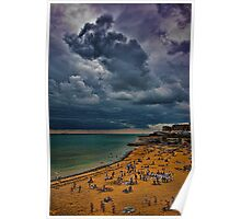 Broadstairs, August 2010, A Typical English Summer's Day Poster
