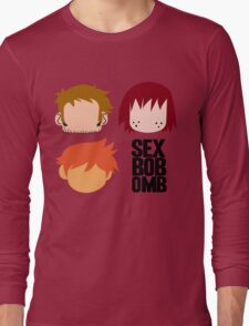 Scott Pilgrim - Sex Bob-Omb Band Shirt T-Shirt