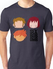 Scott Pilgrim - Sex Bob-Omb Band Shirt Unisex T-Shirt