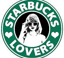 Starbucks Lovers by subtnut