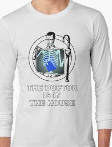 The Doctor is in the House T-Shirt