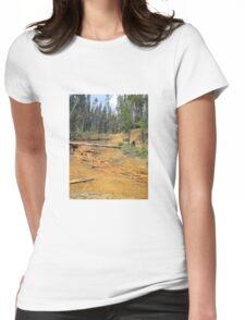 Kootenay National Park 3, Alberta, Canada Womens Fitted T-Shirt