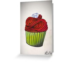 Icing on the cake Greeting Card