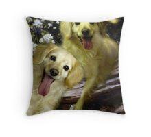 Joyous Need Throw Pillow
