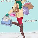 Totally Gift Shopping! 2 by Veronica Miller Jamison