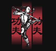 Kung Fu by cowboyreddevil