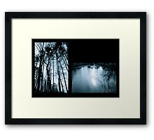 Tree Whisper's  Framed Print