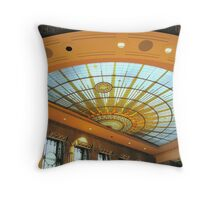 Skylight, Buffalo City Hall Throw Pillow
