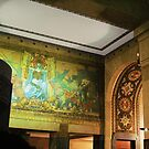 Lobby Mural, Buffalo City Hall by Ray Vaughan