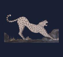 C for Cheetah - Alphabetical Animals Kids Tee