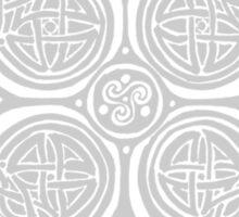 Celtic Cross n2 Light Sticker