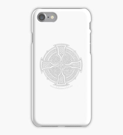 Celtic Cross n2 Light iPhone Case/Skin