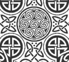 Celtic Cross n1 Dark Sticker