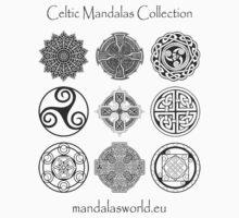 Celtic Collection Black Kids Clothes