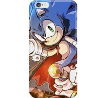 Sonic The Hedgehog Halloween iPhone Case/Skin