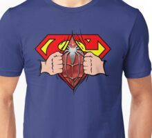 secret superman Unisex T-Shirt