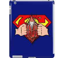 secret superman iPad Case/Skin