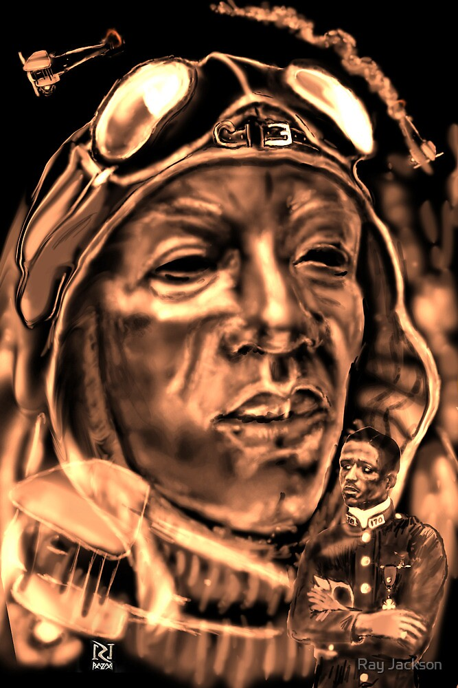 EUGENE BULLARD :THE FIRST BLACK AVIATOR WW1 by Ray Jackson