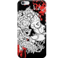 day of the deads iPhone Case/Skin