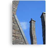 Chimney Sweep Canvas Print