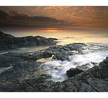 """Surge"" ∞ Currumbin, QLD - Australia Photographic Print"