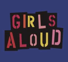 Girl Aloud by tayson