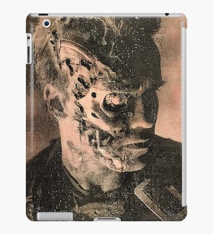 It's In Your Nature to Destroy Yourselves iPad Case/Skin