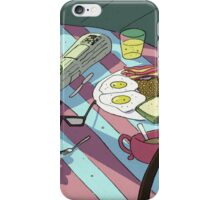 Breakfast Time iPhone Case/Skin