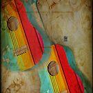 Guitar by Sonia de Macedo-Stewart