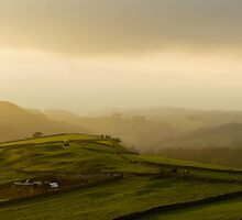 View over the Dale by cj1970
