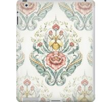 Antique pattern - Beetle and centipedes iPad Case/Skin
