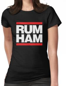 Rum Ham - Always Sunny in Philadelphia Womens Fitted T-Shirt