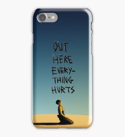 Furiosa's Pain iPhone Case/Skin